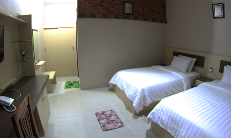 Samosir Cottages Room